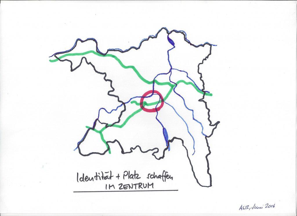 Platz und Identität scan Skizze 14-07-16